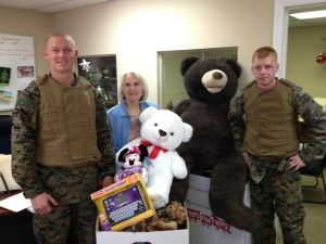 Toys for Tots ServiceOne AC